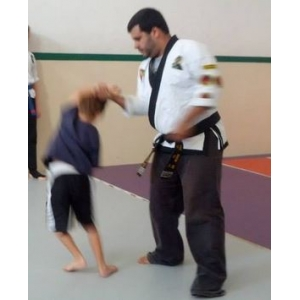 Kids Self-Defense Classes