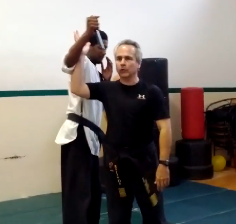 Elbow Defense