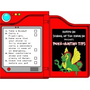 Pokemon Go Hunting Tips