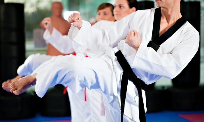 Martial Arts and self-defense classes