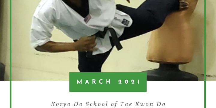 KD School Schedule [March 2021]