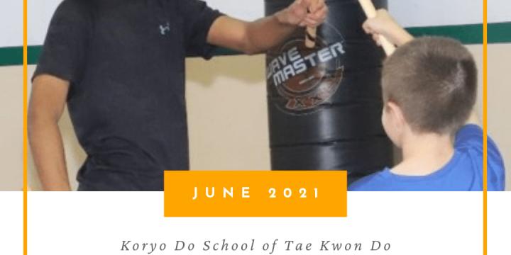 KD School Schedule [June 2021]